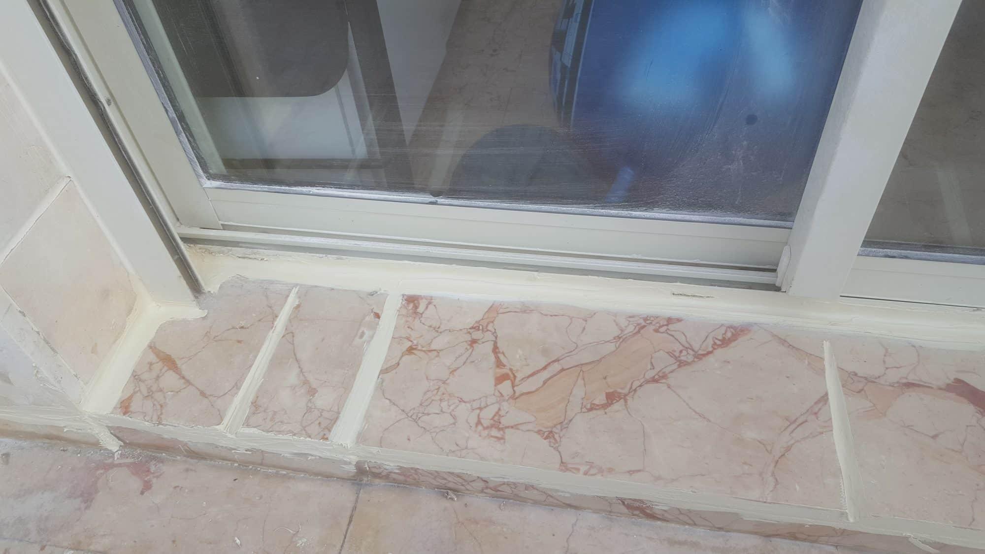איטום חלונות בסנפלינג בחולון