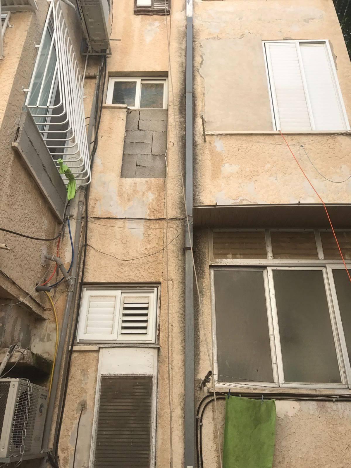 שיפוץ בניין משותף