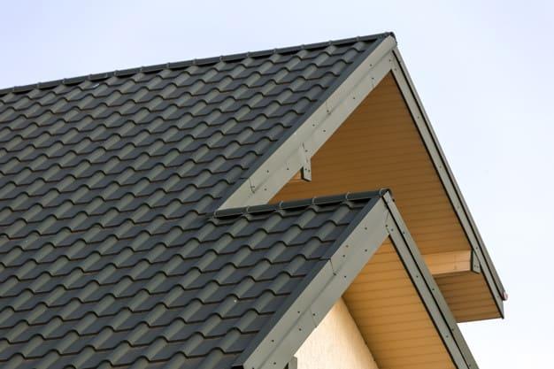 תיקון מרזב לגג רעפים